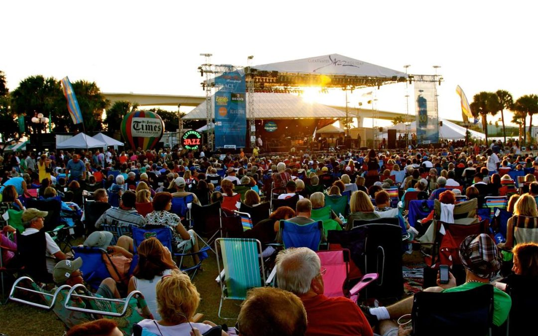 Clearwater Jazz Holiday Festival 2018