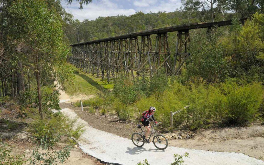 Neue geführte Angebote per Rad durchs australische Gippsland