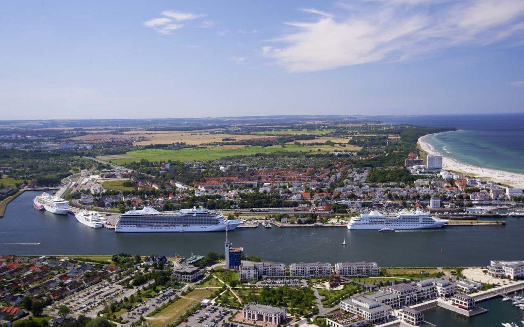 Erstmals Cruise Festival in Rostock-Warnemünde