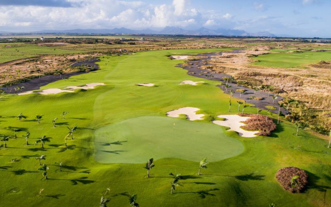 Kostenfreies Golfen im Trou aux Biches Beachcomber Golf Resort & Spa