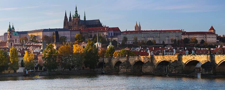 Prager Burg ist das beliebteste Touristenziel in Tschechien 2017