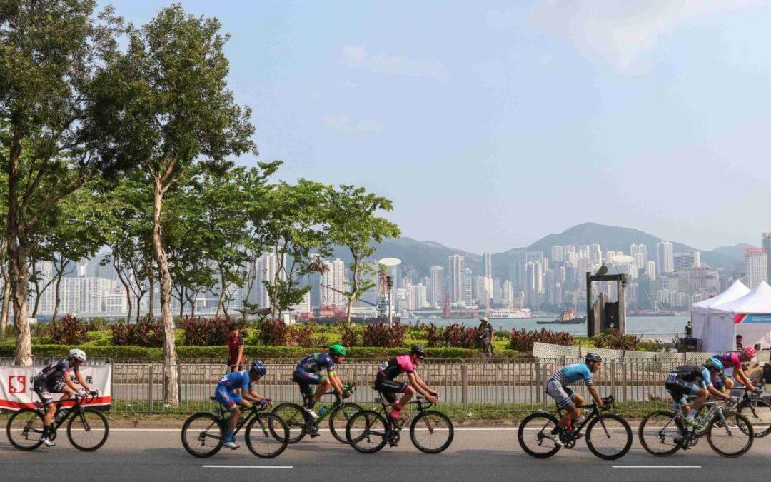 Straßenradrennen Honkong Cyclothon 2018