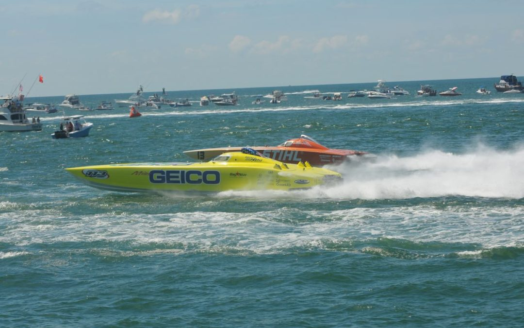 Clearwater Super Boat National Championship 2018