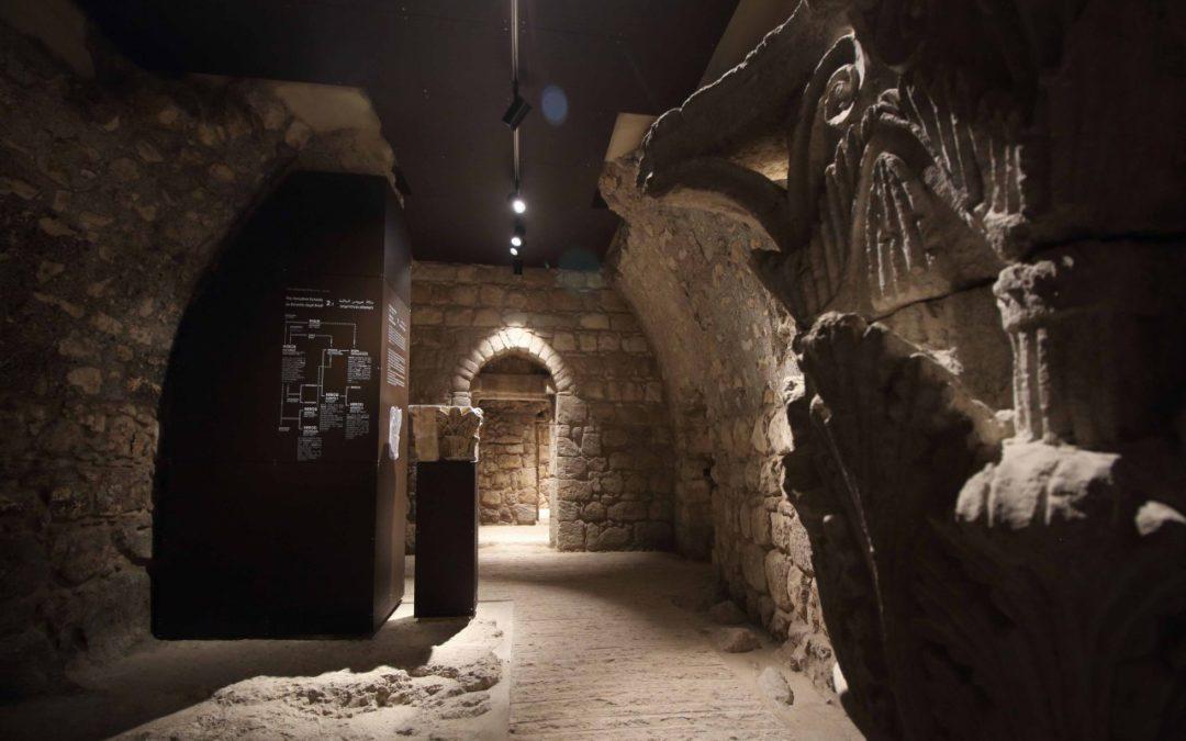 Neuer Archäologie-Flügel im Terra Sancta Museum in Jerusalem