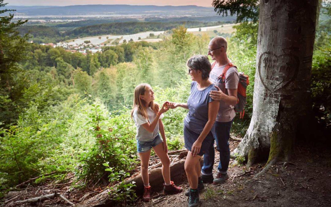 Radolfzeller Runden – neue Wanderwege am westlichen Bodensee