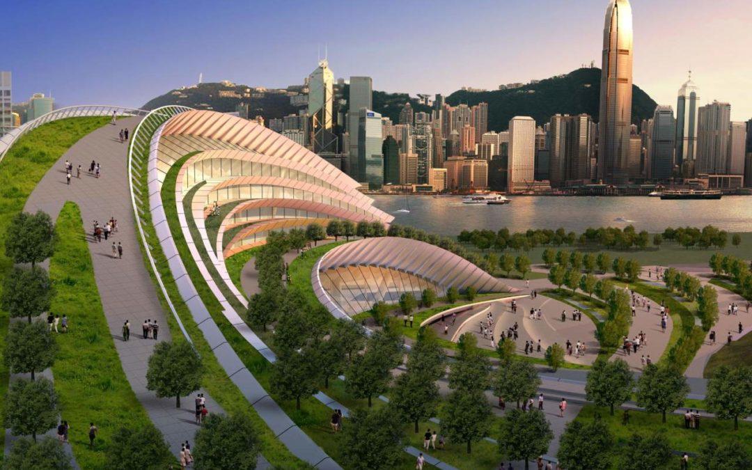 Hongkong wird an chinesischen Schienenverkehr angebunden