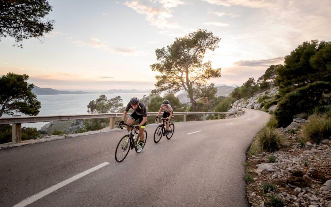Aida bietet ab sofort Bike Camps auf ausgewählten Schiffen an