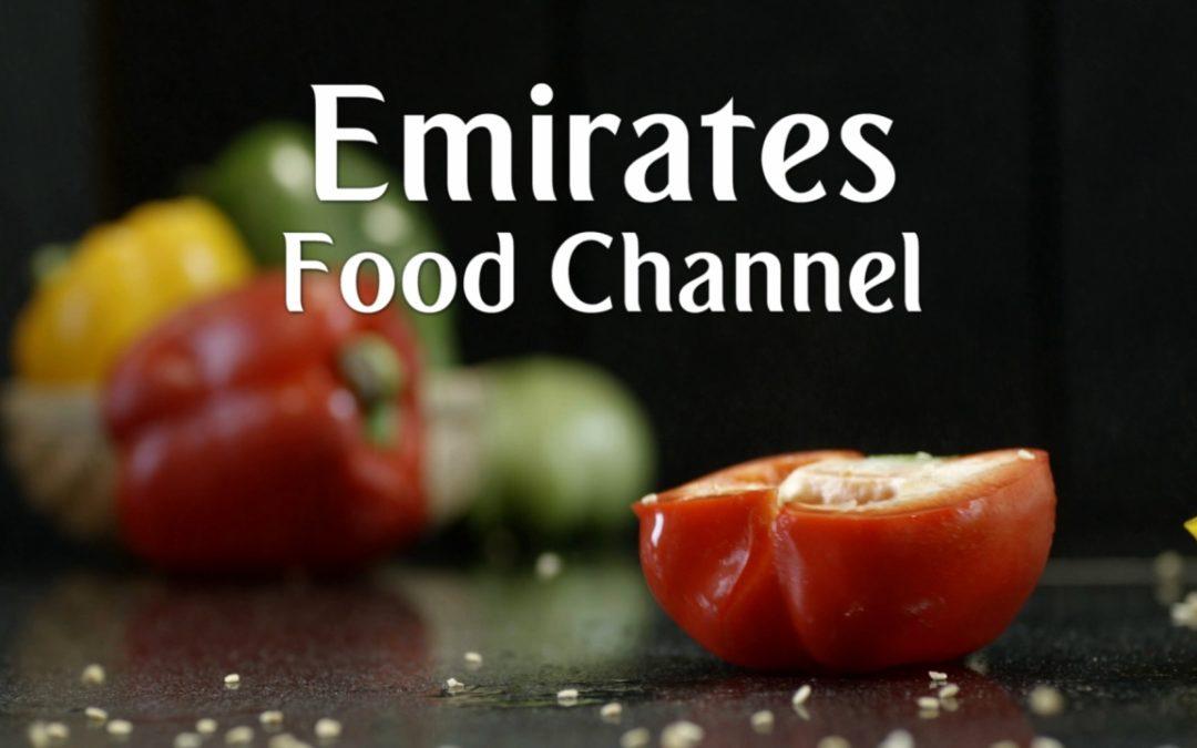 Emirates: Food- und Wein-Programme im Bordunterhaltungssystem