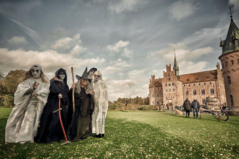 Gruselige Halloween-Erlebnisse in Dänemark