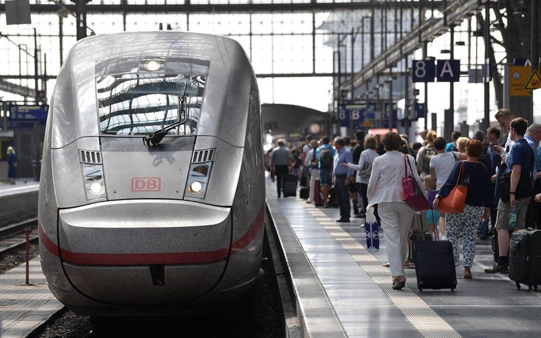 Deutsche Bahn bestellt zusätzliche ICE-4-Züge für 700 Millionen Euro
