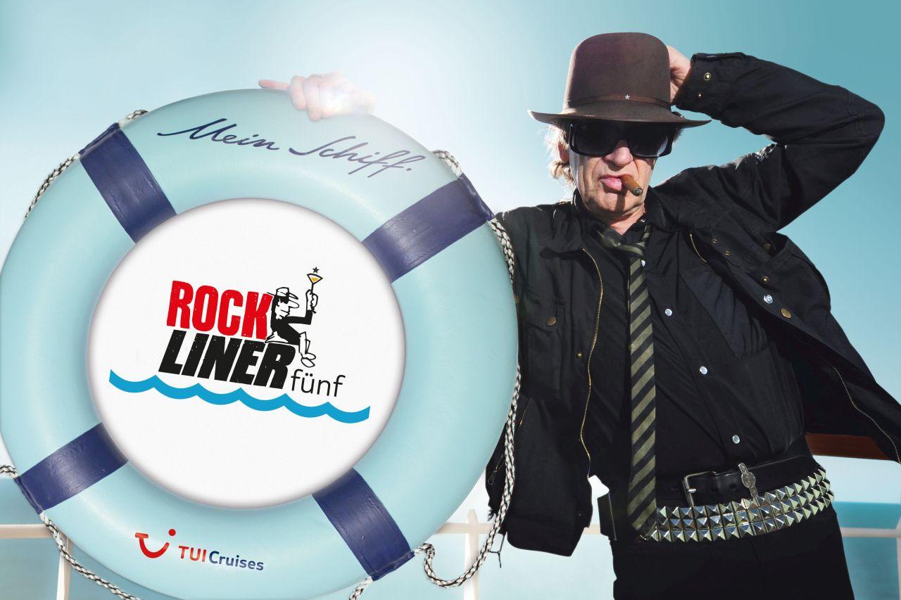 Mein Schiff Rockliner mit Udo Lindenberg