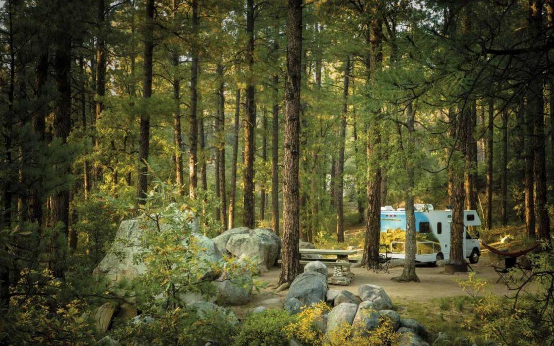 Tipps zum Wildcampen mit dem Wohnmobil
