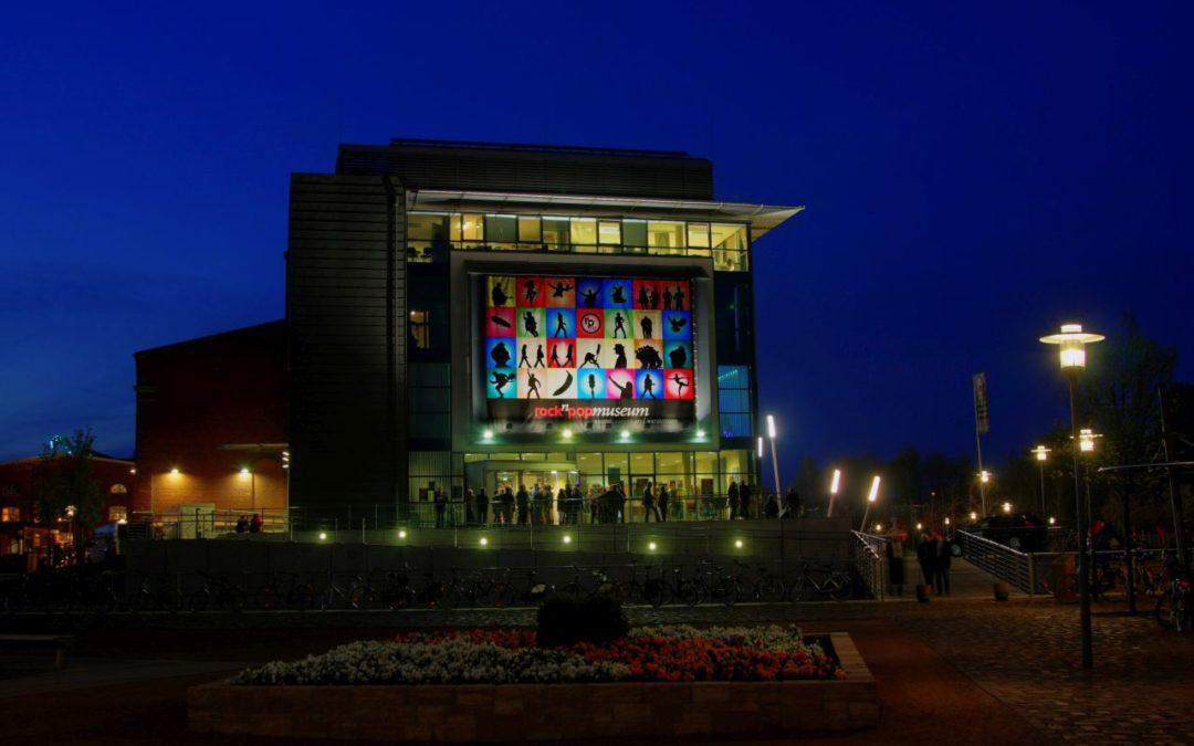 Neuer Look für das Rock'n'Popmuseum Gronau