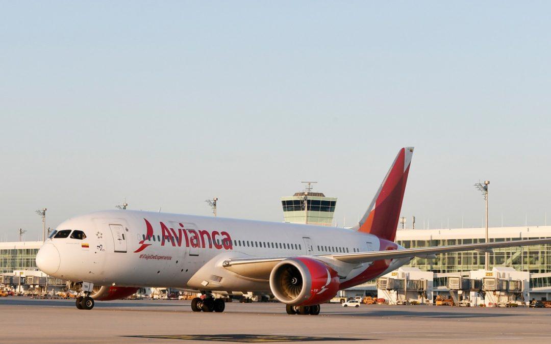 Avianva startet Flugverbindung von München nach Bogotá