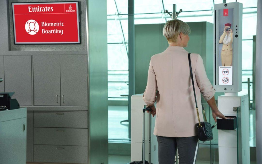 "Emirates testet ""biometric path"" am Flughafen Dubai"