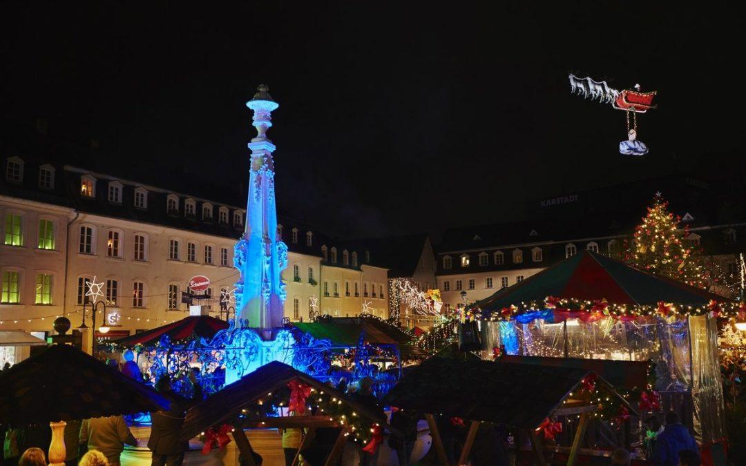 Broschüre: Die schönsten Weihnachtsmärkte im Saarland