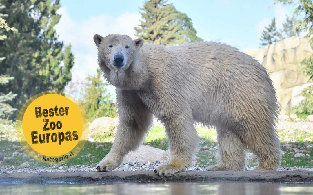 Auszeichnung für Rostocker Zoo