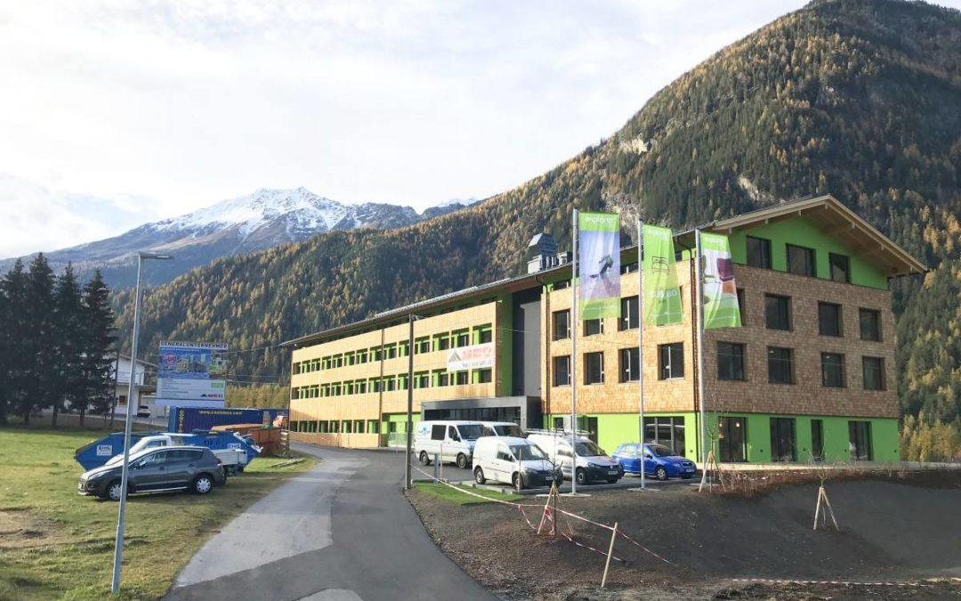 Neues Explorer Hotel im Ötztal