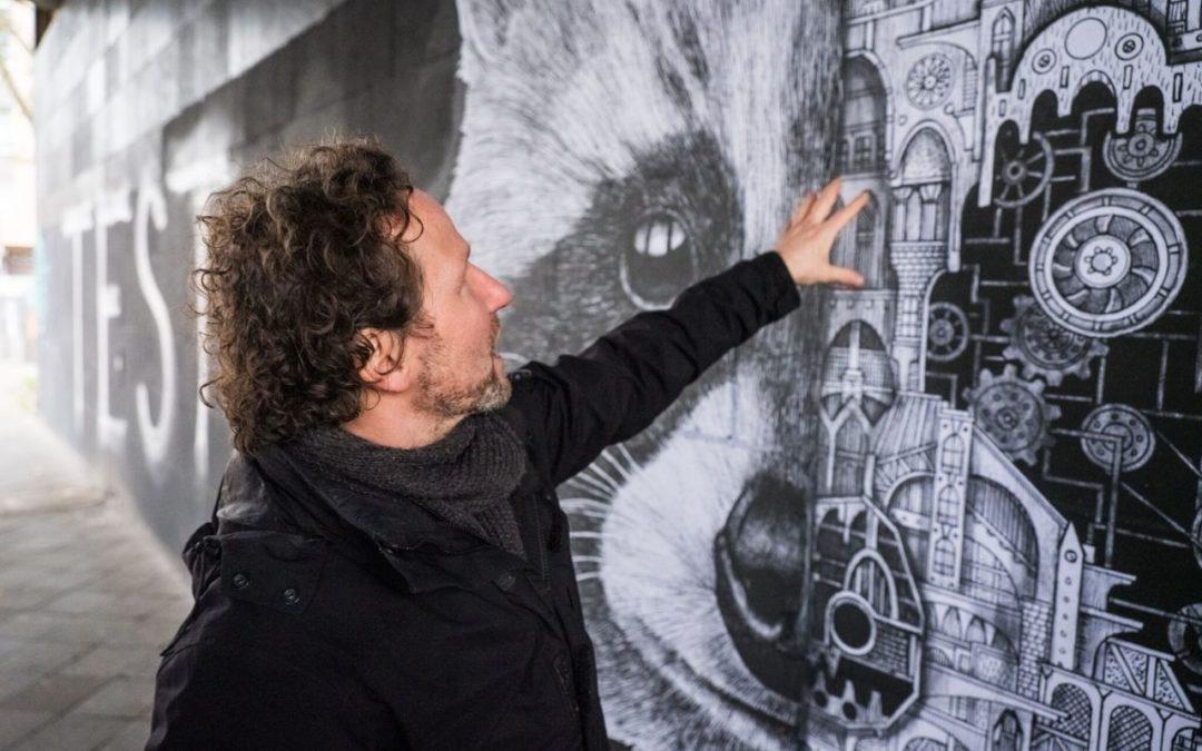 Urban Art-Stadtführungen in Düsseldorf
