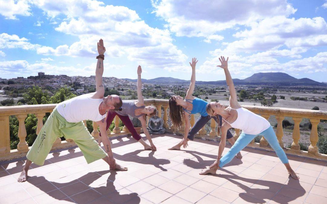 Neue Mallorca Yoga-Reisen bei Indigourlaub