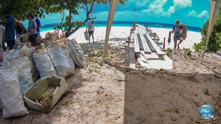Malediven-Inseln reduzieren Plastikflut