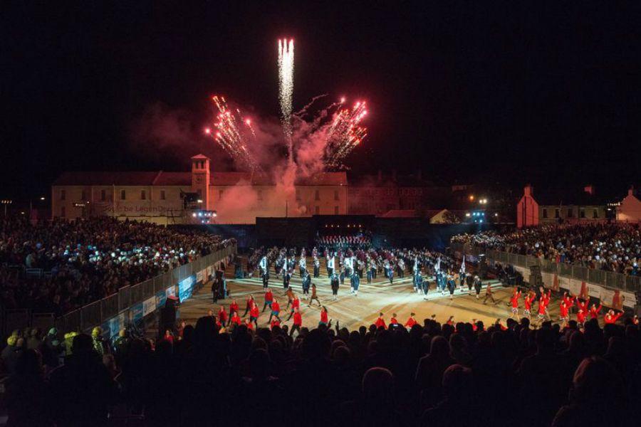 Feierlichkeiten zum 400. Geburtstag von Derry~Londonderry