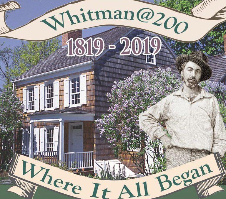 Sonderausstellungen im Geburtshaus des Dichters Walt Whitman