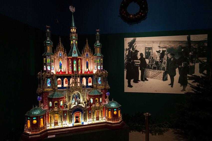 Weihnachtskrippen von Krakau immaterielles UNESCO Kulturerbe
