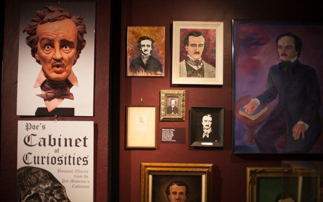 Große Geburtstagsparty zum 210. Geburtstag von Edgar Allan Poe