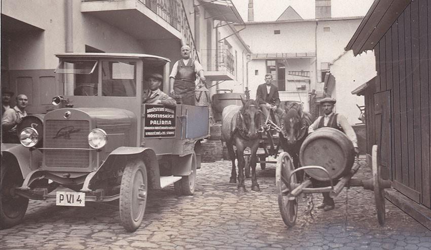 Älteste Destillerie Europas feiert 500. Geburtstag