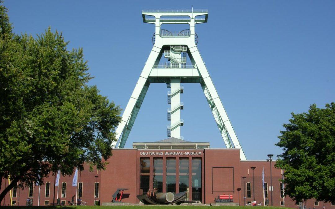 Geschichte der deutschen Steinkohle im Bergbau-Museum Bochum