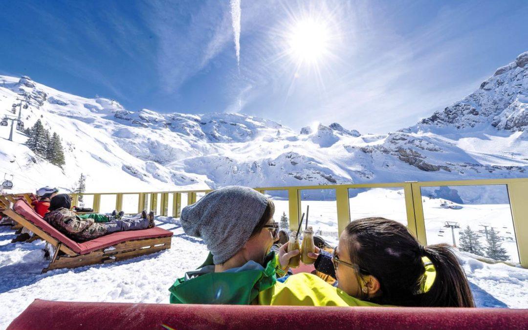 Hotels mitten im Skigebiet bei FTI