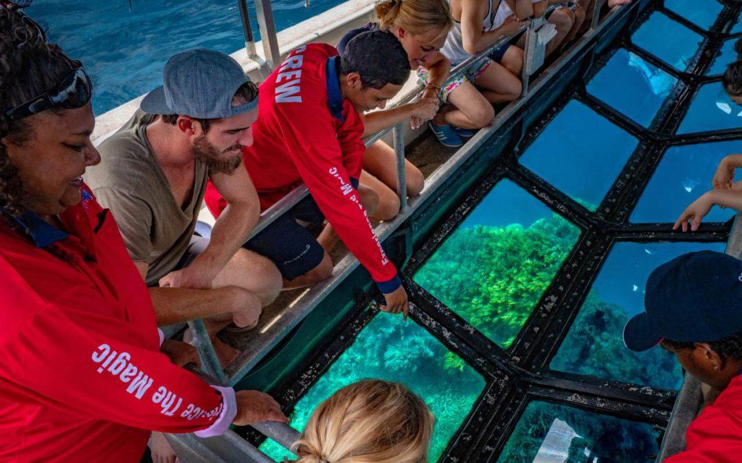 """Tour ans Great Barrier Reef mit indigenen """"Sea Rangers"""""""
