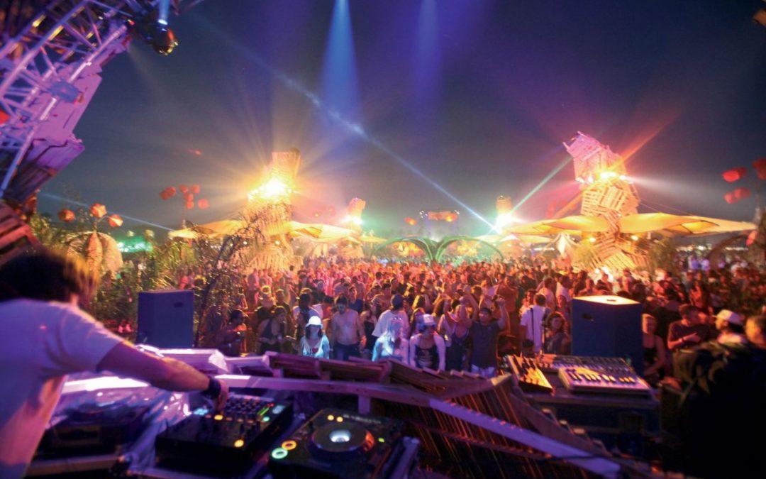 Palm Springs Jubiläimsfestivals im Festivaljahr 2019