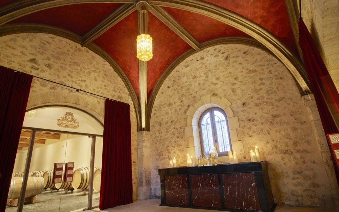 Kapelle von Château Lafaurie-Peyraguey geweiht