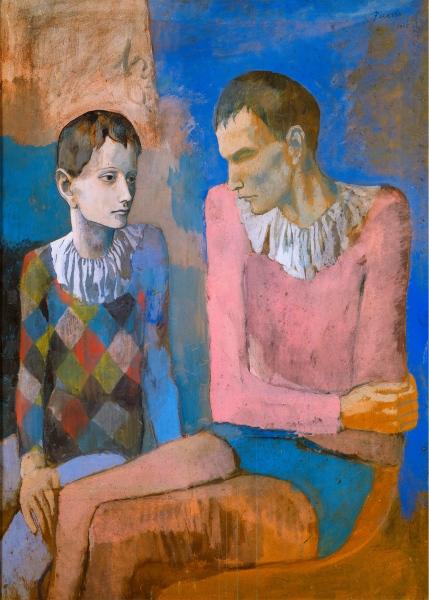 Ausstellung des jungen Picasso in der Fondation Beyeler in Basel