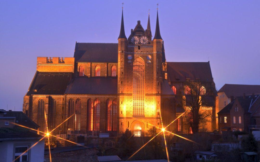 Julfest in Wismar in der St.-Georgen-Kirche