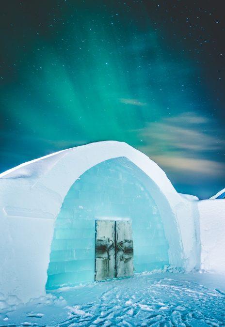 ICEHOTEL im nordschwedischen Jukkasjärvi erhält Öko-Label
