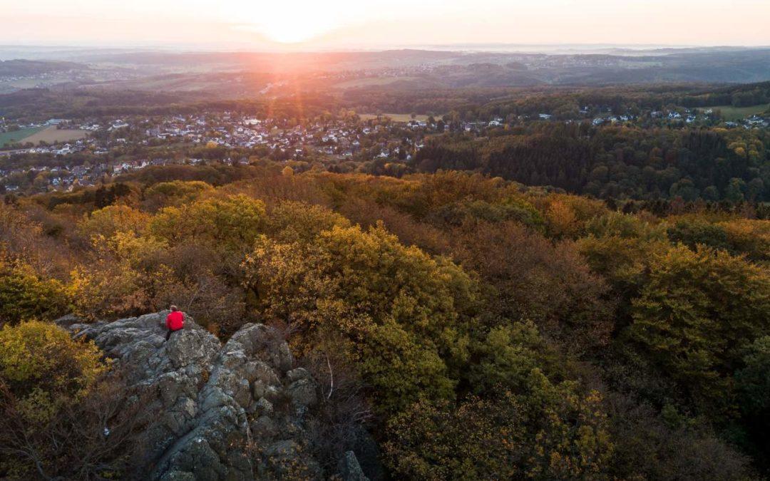 Drei neue Rundwanderwege rund um Königswinter im Siebengebirge