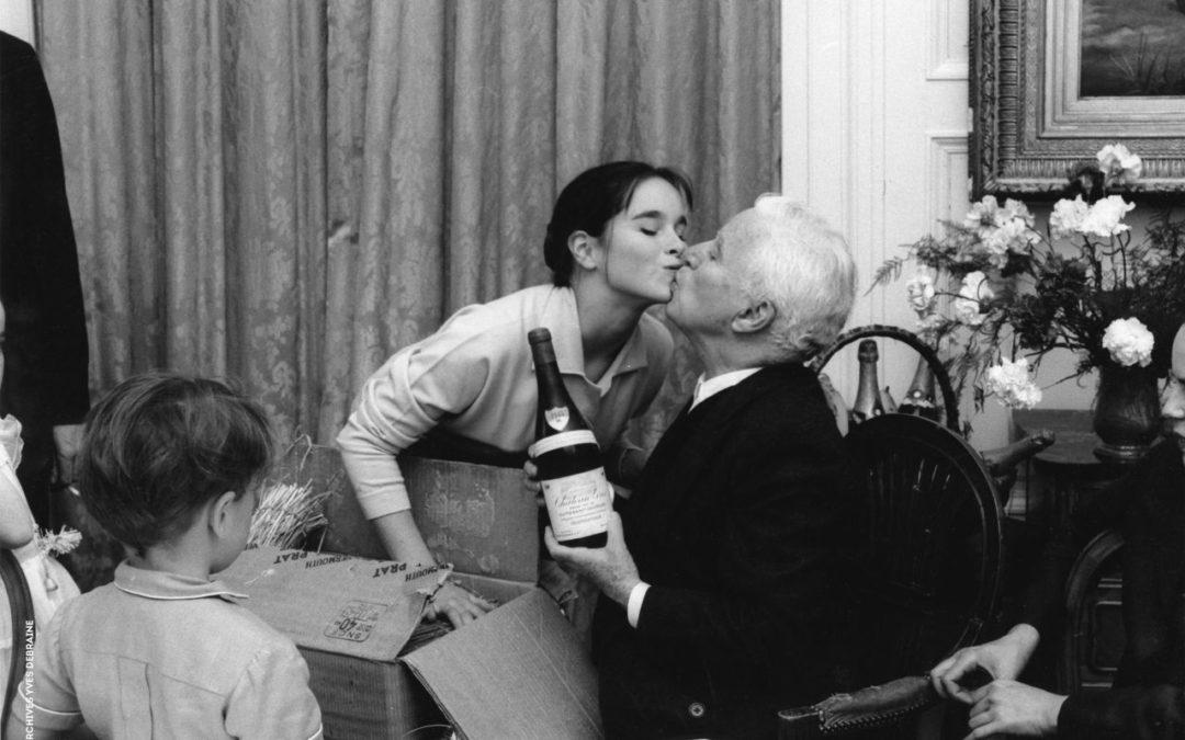 Foto-Sonderausstellung Chaplin Privat von 1952 bis 1973 im Waadtland