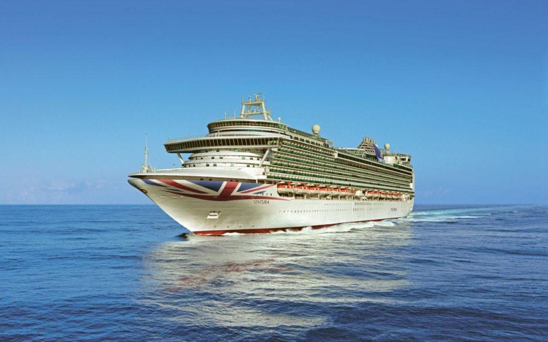 Günstige Mitfahrtarife für 3. oder 4. Person bei P&O Cruises