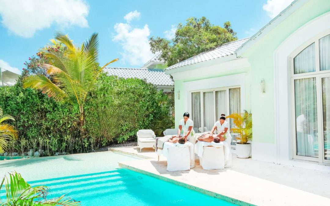 Dominikanische Republik: Neues Luxus Spa im Eden Roc Cap Cana Hotel