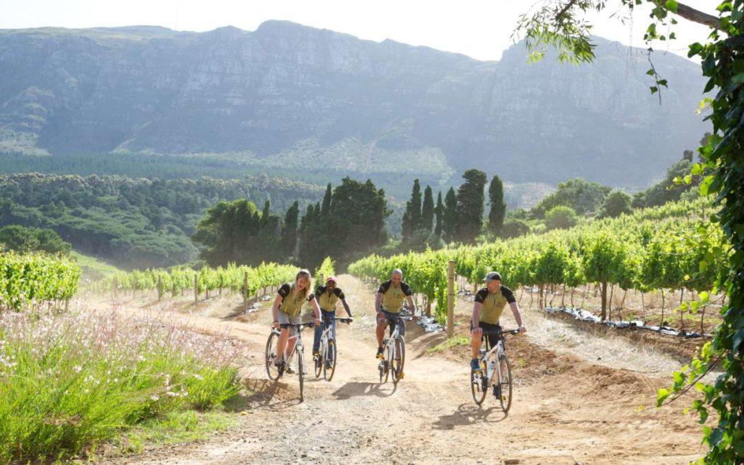 Fahrrad-Safaris durch Südafrika mit Themenschwerpunkten