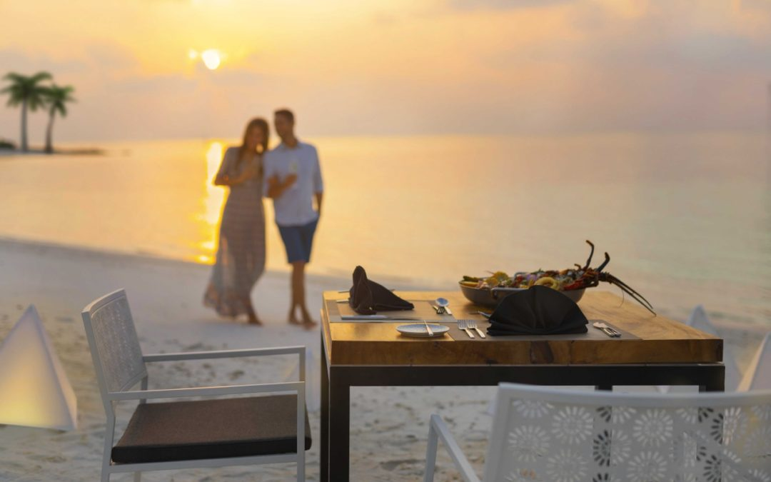 """Fifty Shades of Blue"" Angebot im Kandima Maldives zum Valentinstag"