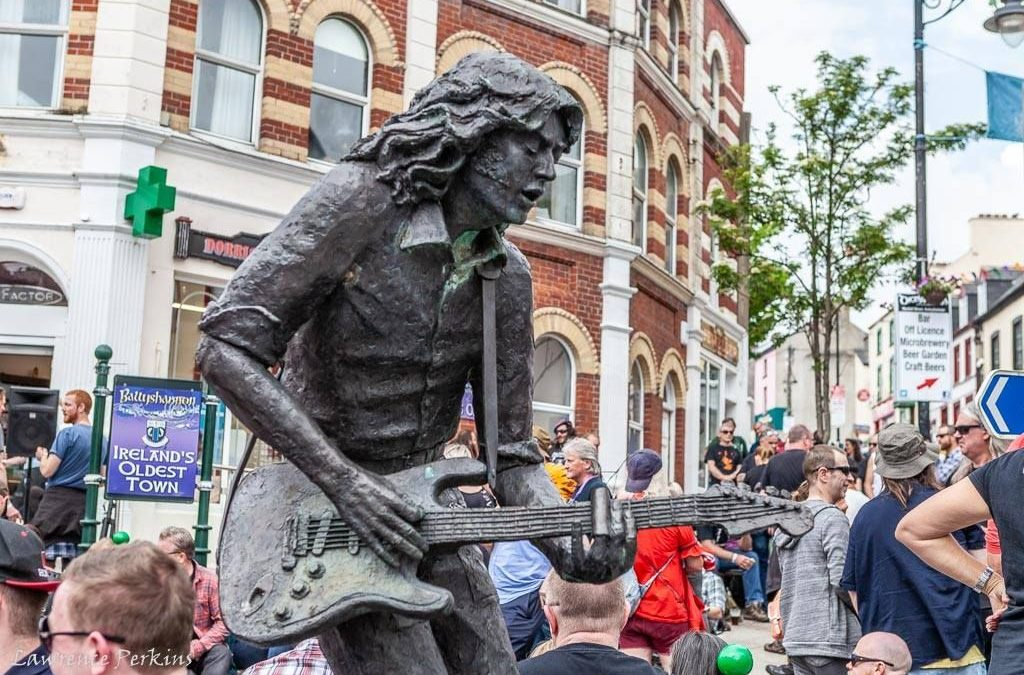 Rory Gallagher Open Air Festival 2019 in Ballyshannon