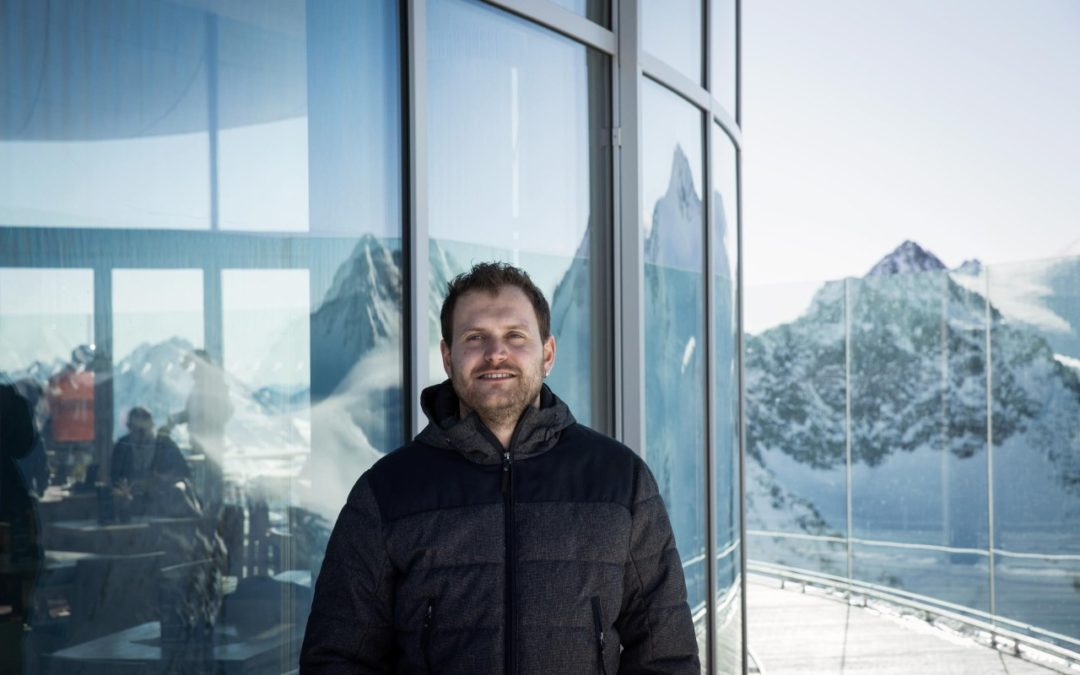 Außergewöhnliche Berufe in den Tiroler Bergen: Standesbeamter