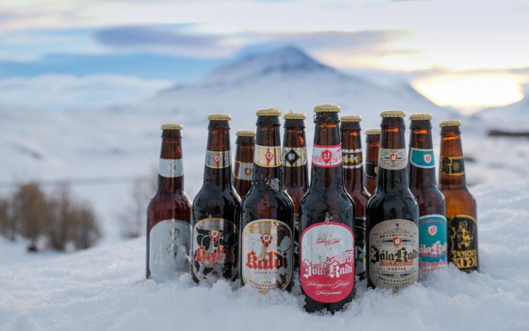 Island feiert den 30. Tag des Bieres mit zahlreichen Festivals