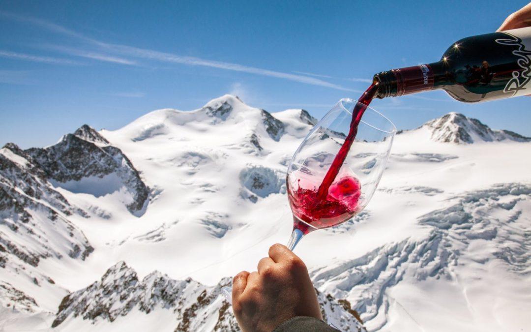 """Pitztal: Weinverkostung """"Firn, Wein & Genuss"""" 2019"""