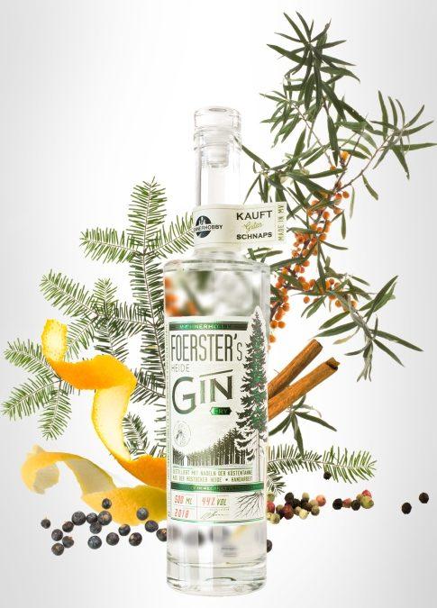 Bester Gin Deutschlands 2019 kommt aus Mecklenburg-Vorpommern