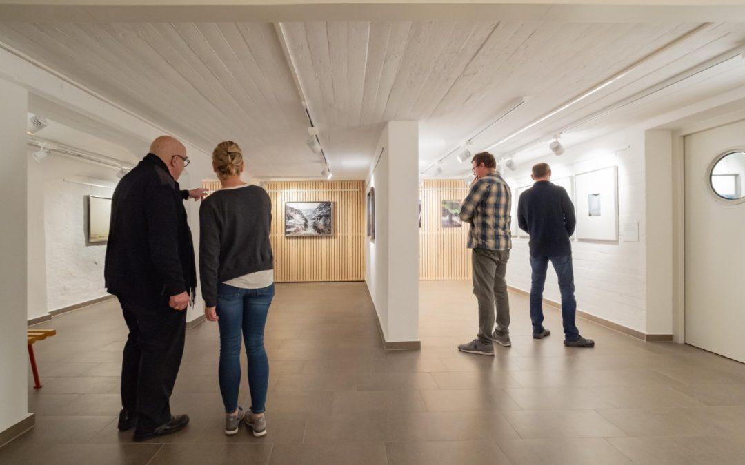 """Fotogalerie """"Stone"""" in Zingst eröffnet"""